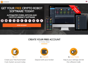 Automated crypto trading strategy